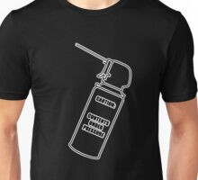 CAUTION: Contents Under Pressure Unisex T-Shirt