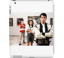 Ferris Bueller Shirt iPad Case/Skin