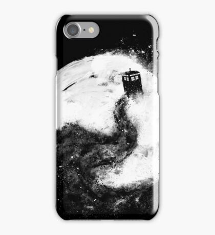 All Of Space and Time iPhone Case/Skin