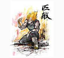 Vegeta from Dragonball Sumi style T-Shirt