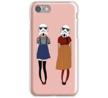 Galactic friends iPhone Case/Skin