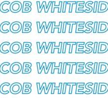 Jacob Whitesides Blue Sticker