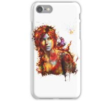 Lara iPhone Case/Skin