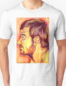Man of Warmth Unisex T-Shirt