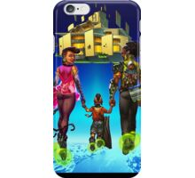 VOYAGE TO MECCA, meccacon iPhone Case/Skin