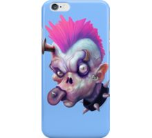 ZED HEADZ - Ear Worm iPhone Case/Skin