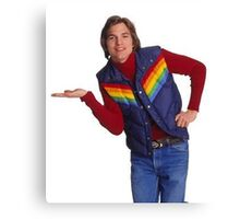 michael kelso Canvas Print