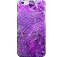 Darkened Dimensionality (ironic) iPhone Case/Skin