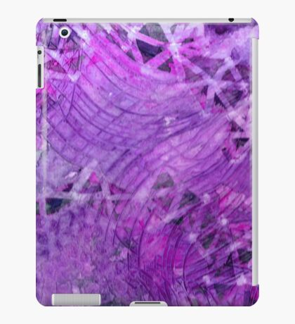 Darkened Dimensionality (ironic) iPad Case/Skin
