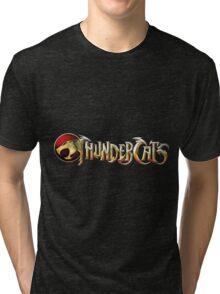 Thundercats Logo Tri-blend T-Shirt