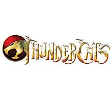 Thundercats Logo Photographic Print