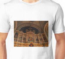 Religious art, The Orthodox Cathedral of St George, Novi Sad, Serbia Unisex T-Shirt