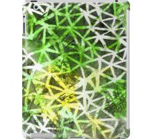 Green Machine of War iPad Case/Skin
