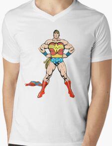 What If? Mens V-Neck T-Shirt