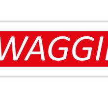 Swaggie T-Shirts Sticker
