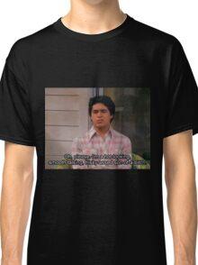 fez quote  Classic T-Shirt