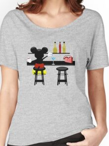 Slipping A Mickey Women's Relaxed Fit T-Shirt