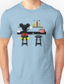 Slipping A Mickey Unisex T-Shirt
