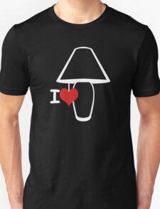Anchorman Quotes Brick I Love Lamp T-Shirt