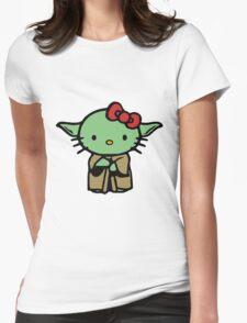 Hello Kitty Yoda Star Wars T-Shirt