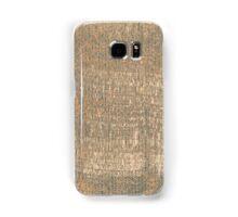 Manchurian Maple, Painted Maple Mesa Samsung Galaxy Case/Skin