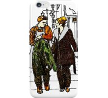 Fargo - Ed and Peggy iPhone Case/Skin