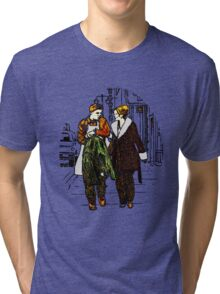 Fargo - Ed and Peggy Tri-blend T-Shirt