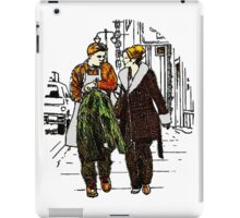 Fargo - Ed and Peggy iPad Case/Skin