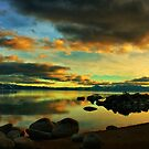 Tahoe Meditations by Barbara  Brown
