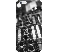 DJ  iPhone Case/Skin