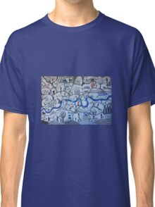 Map of london life Classic T-Shirt