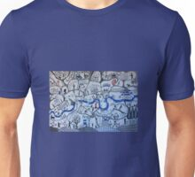 Map of london life Unisex T-Shirt