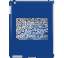 Map of london life iPad Case/Skin