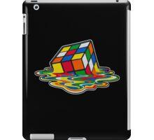 Big Bang theory - Rubik's cube iPad Case/Skin