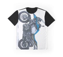 Adventure Time - BMW motorcycle tee Graphic T-Shirt