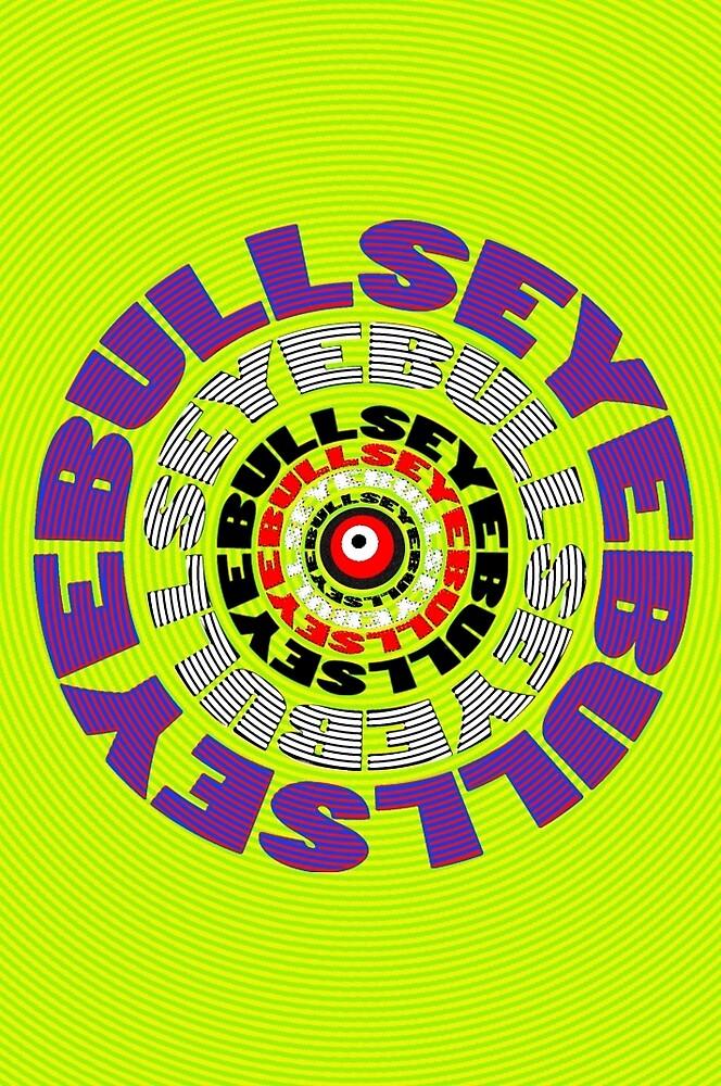 BULLS EYE by TeaseTees