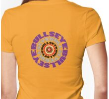 BULLS EYE Womens Fitted T-Shirt