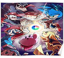 Gameboy Games Poster