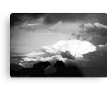 Sky at dusk Metal Print