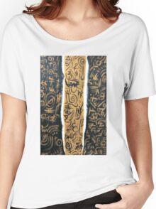 Light Language  Women's Relaxed Fit T-Shirt
