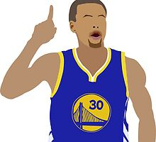 Steph Curry  by noahchavkin