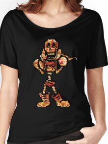 Spaghetti Papyrus Women's Relaxed Fit T-Shirt