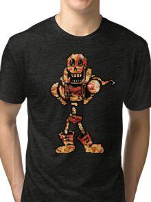 Spaghetti Papyrus Tri-blend T-Shirt