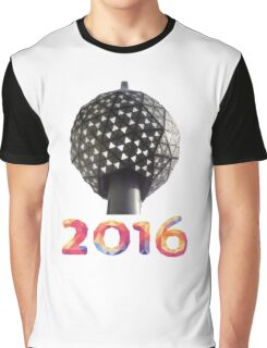 New Year's 2016 Graphic T-Shirt