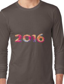 New Year's 2016 Long Sleeve T-Shirt