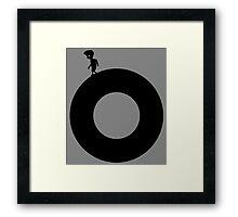 Limbo Framed Print