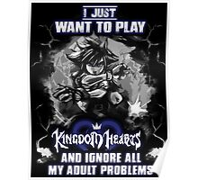 SORA KINGDOM HEARTS Poster
