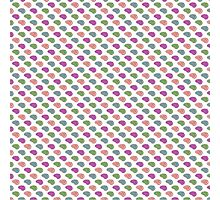 Candy Brains Pattern Photographic Print