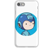 Mega man iPhone Case/Skin
