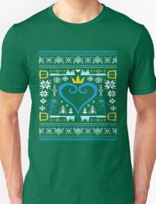 KINGDOM HEARTS CHRISTMAS T-Shirt